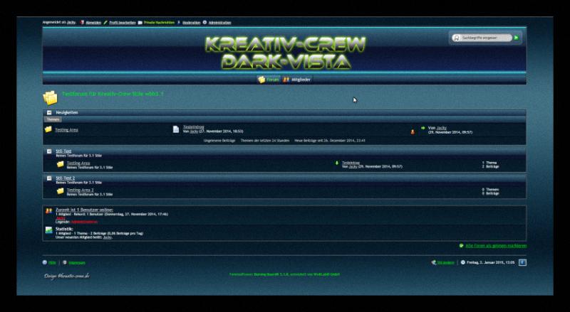 Dark Vista wbb3.1